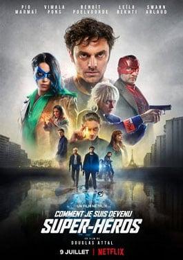 ดู How I Became a Superhero (2021)