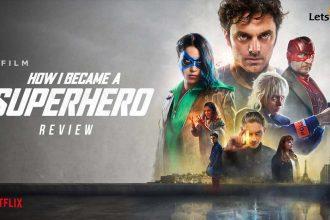 How I Became a Superhero (2021) พากไทย